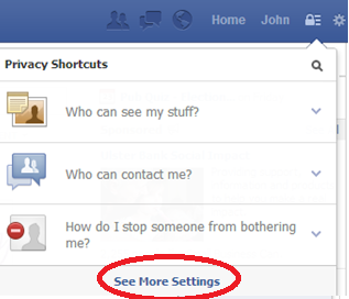 Facebook Privacy for Profiles